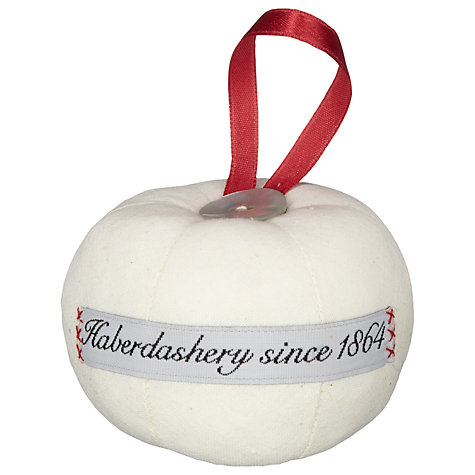 Buy John Lewis Heritage Pin Cushion Online at johnlewis.com
