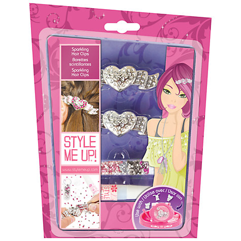 Buy Style Me Up Magnifying Jewellery Station Refill, Assorted Online at johnlewis.com