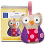 Sew Your Own Mini Owl Kit