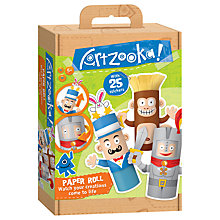 Buy Artzooka Paper Roll Buddies Online at johnlewis.com