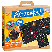 Buy Artzooka Rubber Band Doodle Kit Online at johnlewis.com