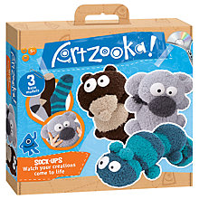 Buy Artzooka Sock-Ups Kit Online at johnlewis.com