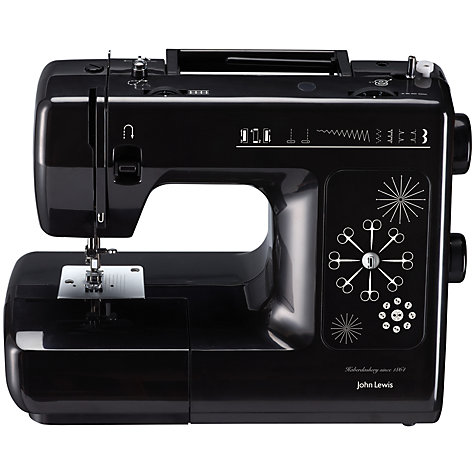Buy John Lewis Heritage Sewing Machine, Limited Edition Online at johnlewis.com