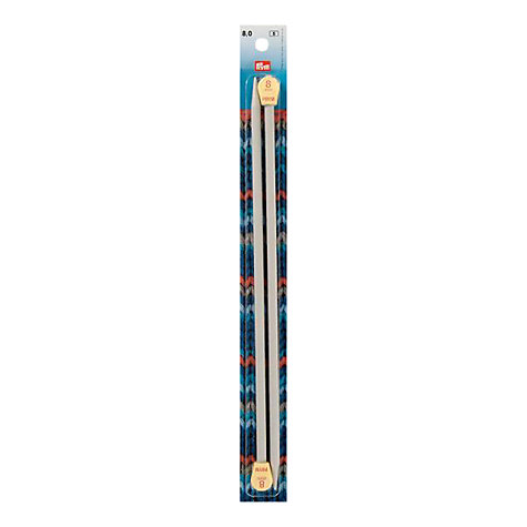 Buy Prym 35cm Plastic Knitting Needles, Assorted Widths Online at johnlewis.com