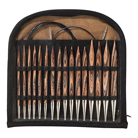 Buy Knit Pro Circular Knitting Needle Set Online at johnlewis.com