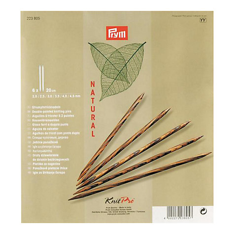Buy Knit Pro Double Pointed Knitting Needle Set Online at johnlewis.com