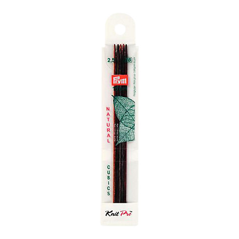 Buy Knit Pro 15cm Double Pointed Knitting Needles, Assorted Sizes Online at johnlewis.com
