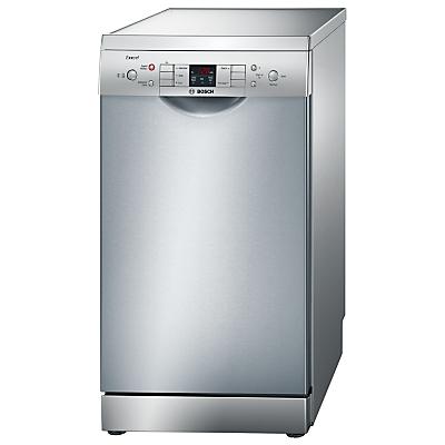 Bosch Exxcel SPS53E18GB Slimline Dishwasher Stainless Steel