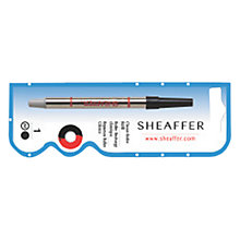 Buy Sheaffer Classic Rollerball Pen Refill, Black Online at johnlewis.com