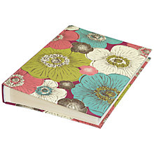 Buy Artfile Floral Photo Album, Multi Online at johnlewis.com