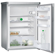 Buy Siemens KT16RAI30G Larder Fridge, A++ Energy Rating, 60cm Wide, Stainless Steel Online at johnlewis.com