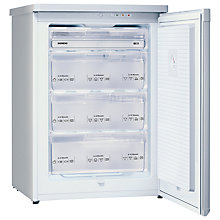 Buy Siemens GS16VAW20G Freezer, White Online at johnlewis.com