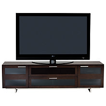 Buy BDI Avion 8929 TV Stand for up to 75-inch TVs, Espresso Stained Oak Online at johnlewis.com