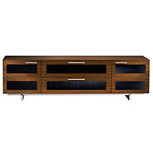 Buy BDI Avion 8929 TV Stand for up to 75-inch TVs, Chocolate Stained Walnut Online at johnlewis.com
