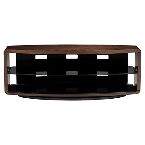 Buy BDI Valera 9729 TV Stand for up to 55-inch TVs, Chocolate Stained Walnut Online at johnlewis.com