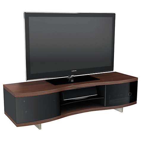 Buy BDI Ola 8137 TV Stand for up to 75-inch TVs, Chocolate Stained Walnut Online at johnlewis.com