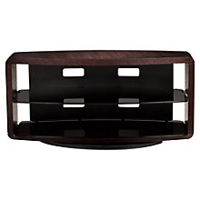 Buy BDI Valera 9724 Swivel TV Stand for up to 47-inch TVs, Espresso Stained Oak Online at johnlewis.com