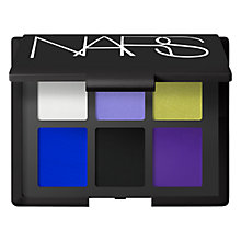 Buy NARS Limited Edition Eyeshadow Palette, New Wave Online at johnlewis.com