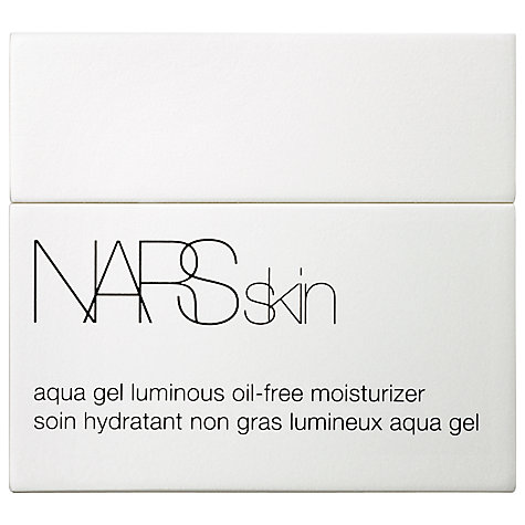 Buy NARSskin Aqua Gel Luminous Oil-Free Moisturizer, 50ml Online at johnlewis.com