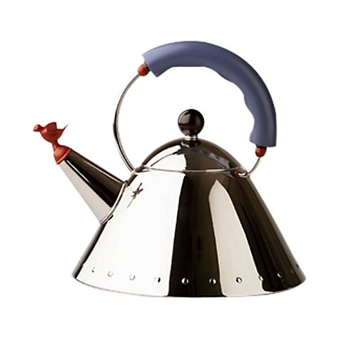 Buy Alessi Stovetop Kettle, Miniature Online at johnlewis.com