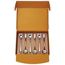 Buy Alessi Big Love Spoons, Large, Set of 6 Online at johnlewis.com