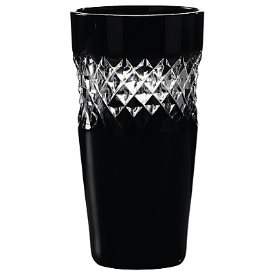 Waterford Crystal John Rocha Black Cut Shot Glasses, Set of 4, Black
