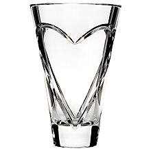 "Buy Waterford Crystal Romance Flared Vase, 6"" Online at johnlewis.com"