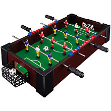 Buy John Lewis Desktop Mini Football Table Online at johnlewis.com