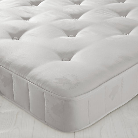 Buy little home at John Lewis Children's Pocket Mattress, Small Double Online at johnlewis.com