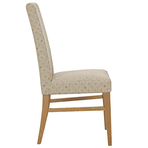Buy Vanessa Dining Chair, Melinki Beige Online at johnlewis.com