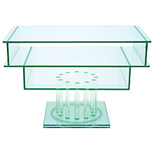 "Buy Greenapple 59589 Orbit Rotating TV Stand for TVs up to 26"" Online at johnlewis.com"
