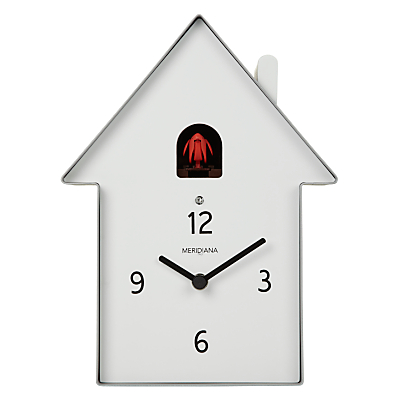 diamantini domeniconi meridiana cuckoo clock 26 x w19 5. Black Bedroom Furniture Sets. Home Design Ideas