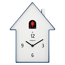 Buy Diamantini & Domeniconi Meridiana Cuckoo Clock, 26 x W19.5 x D11cm Online at johnlewis.com