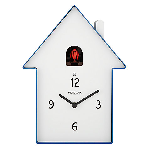 Buy Diamantini Domeniconi Meridiana Cuckoo Clock 26 X W19 5 X D11cm John Lewis