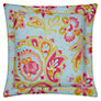 Buy Kirstie Allsopp Alphabet Cushion, Pink Online at johnlewis.com