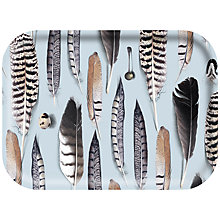 Buy Åry Trays Feathers Serving Tray, Luna Online at johnlewis.com