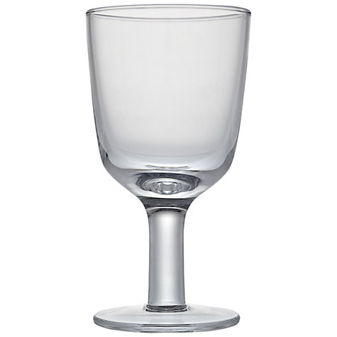 Buy John Lewis Piccolo Wine Glass, Box of 4 Online at johnlewis.com