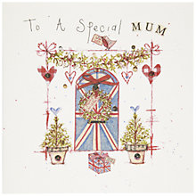 Buy Mint To a Special Mum Christmas Card Online at johnlewis.com