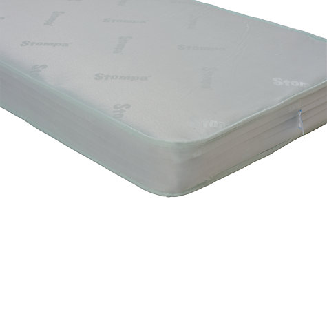 Buy Stompa Uno Plus Children's Open Spring Mattress, Continental Single Online at johnlewis.com