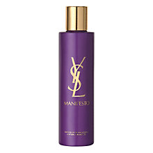Buy Yves Saint Laurent Manifesto Shower Gel, 200ml Online at johnlewis.com