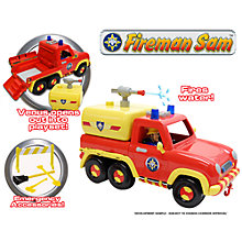 Buy Fireman Sam Venus Vehicle Online at johnlewis.com