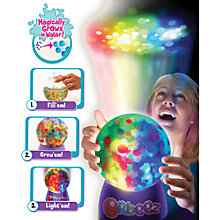 Buy Orbeez Light Up Globe Online at johnlewis.com