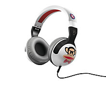 Buy Skullcandy Hesh 2 Paul Frank Scholastic Julious Full Size Headphones, White Online at johnlewis.com