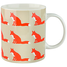 Buy Anorak Kissing Foxes Mug Online at johnlewis.com