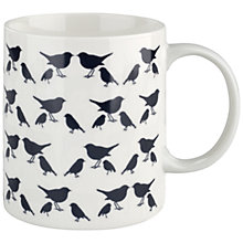 Buy Anorak Kissing Robbins Mug Online at johnlewis.com