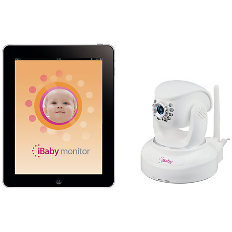 Buy iBaby Baby Monitor Online at johnlewis.com