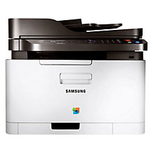 Buy Samsung CLX-3305FW Colour Laser, 4 in 1 Multifunction Wireless Printer Online at johnlewis.com