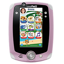 Buy LeapFrog LeapPad Explorer™ 2, Pink Online at johnlewis.com