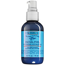 Buy Kiehl's Facial Fuel No-Shine Hydrator, 75ml Online at johnlewis.com