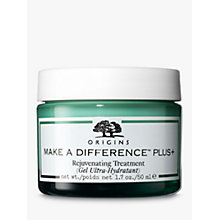 Buy Origins Make A Difference™ Plus+ Rejuvenating Treatment, 50ml Online at johnlewis.com